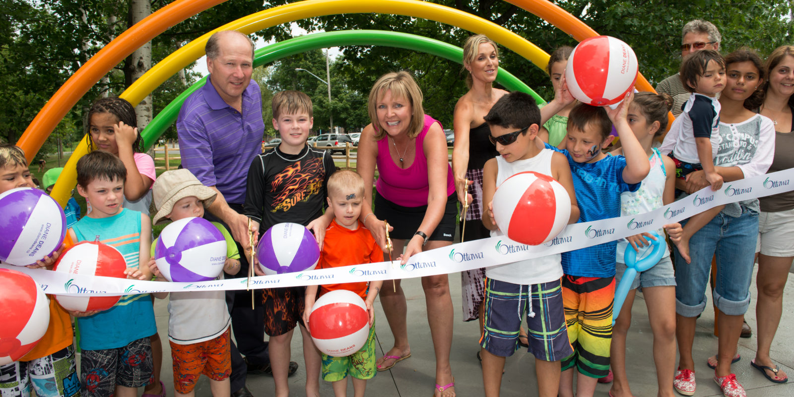 NEW Play Structure Coming to Russell Boyd Park!