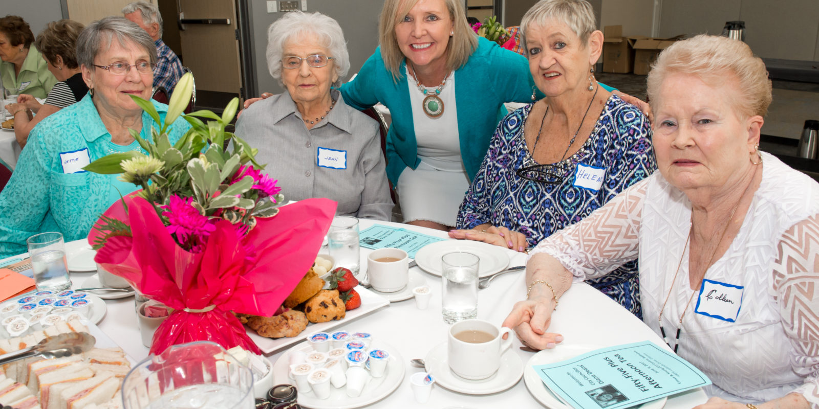 Councillor Deans' Annual 55+ Afternoon Tea