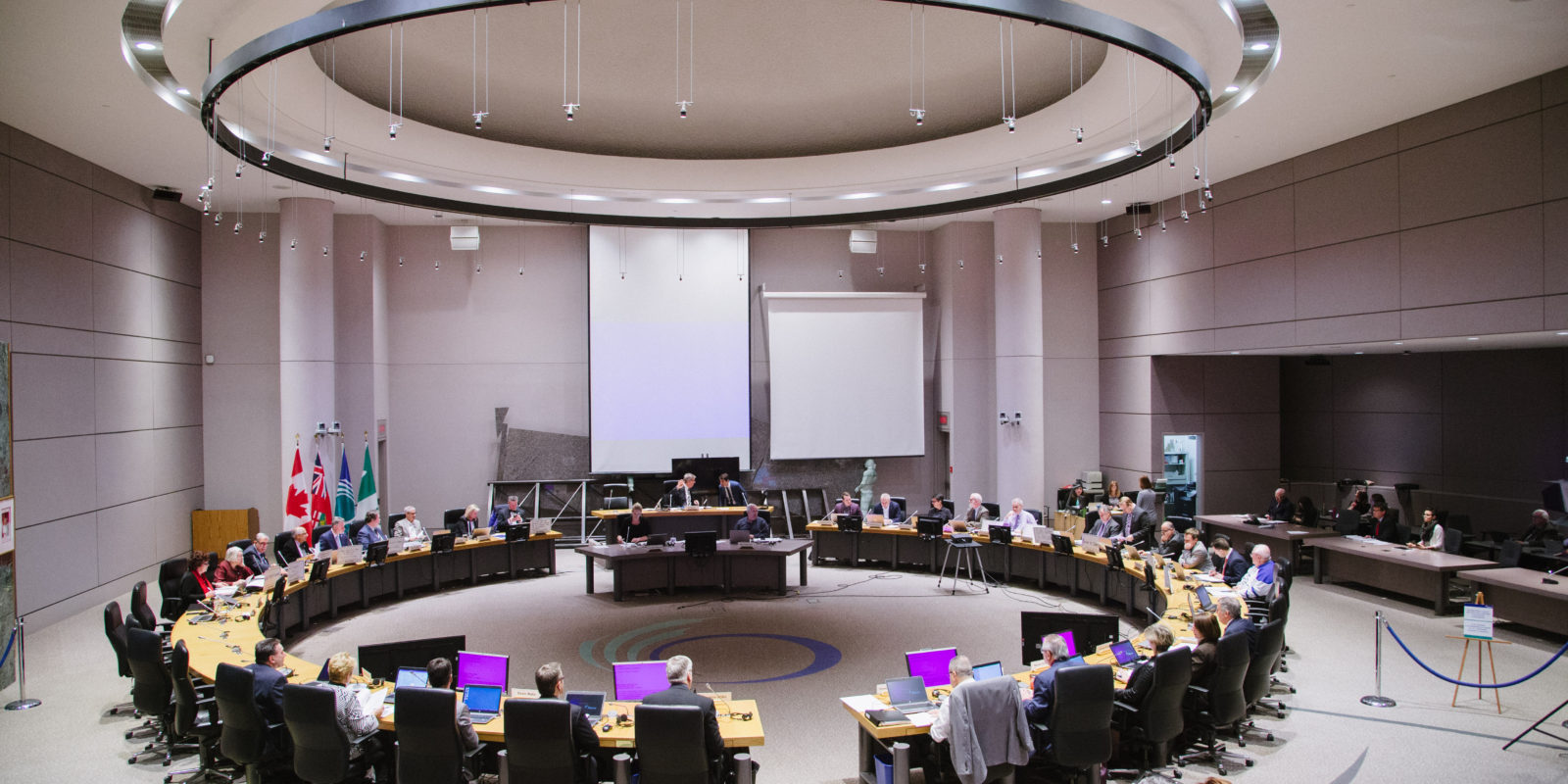 Committee Meeting Schedule for 2019 Budget