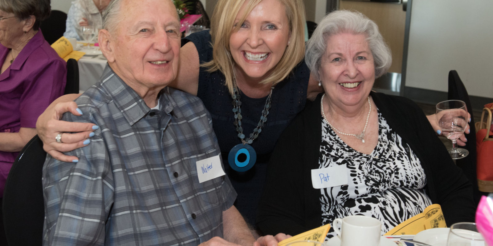 Annual 55+ Senior's Tea: June 7, 2019