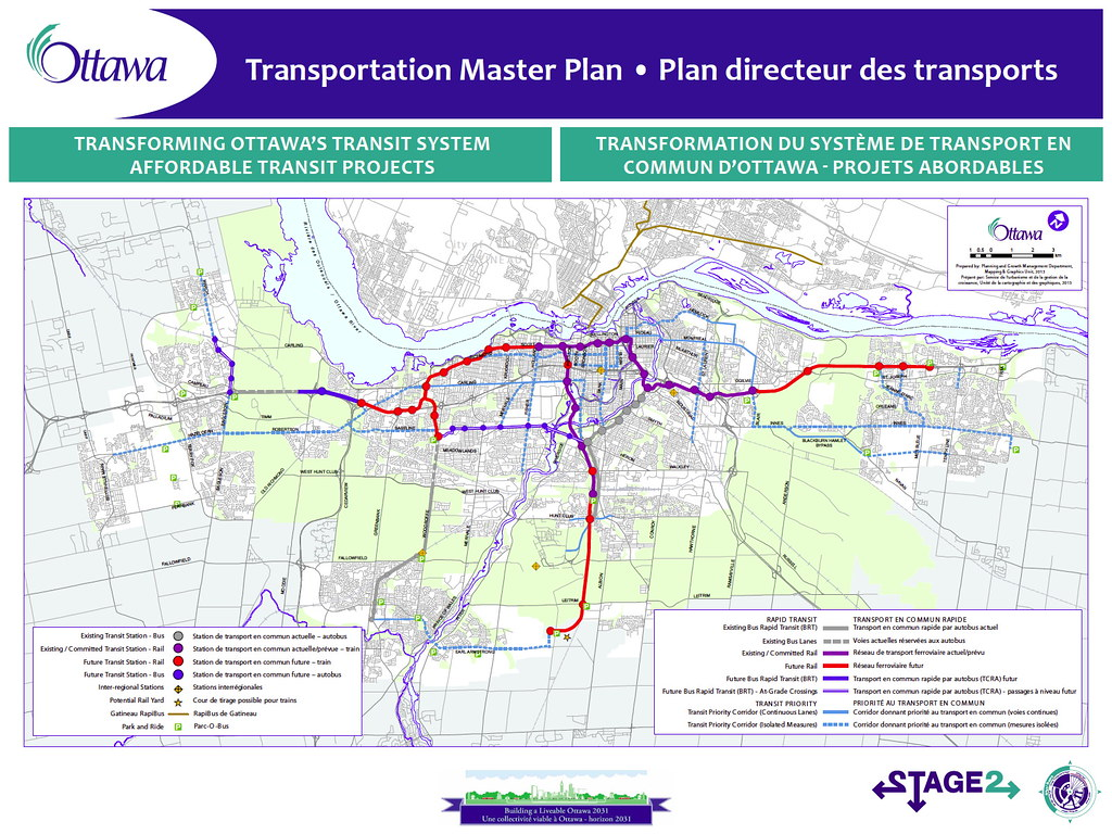 Transportation Master Plan Update: Survey