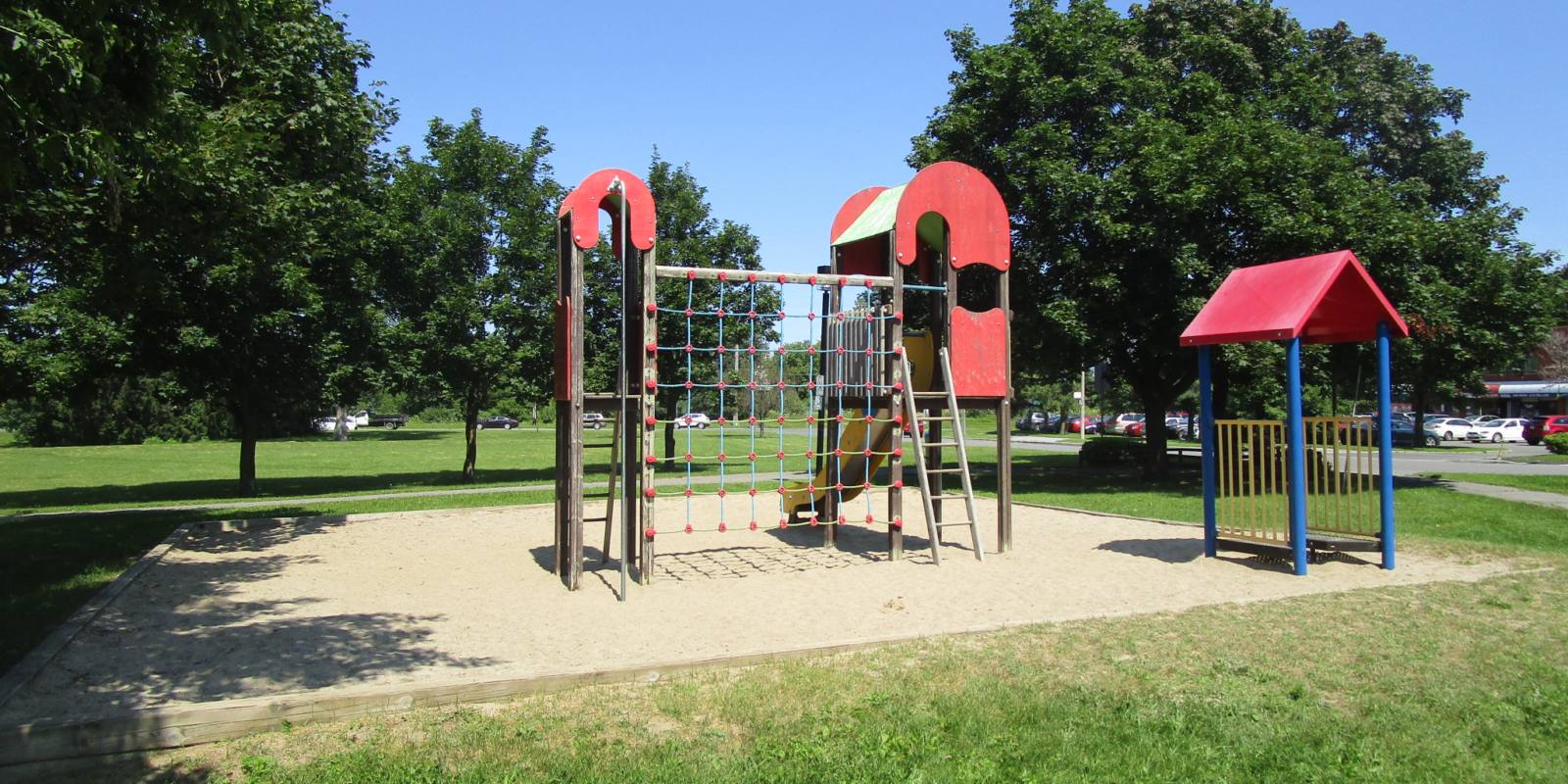 Online Survey: Play Structure Replacement at Greenboro Pavilion
